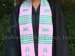 aka graduation stoles 1000 images about dear alpha kappa alpha on aka