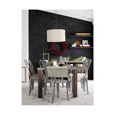 lyle metal dining chair crate and barrel