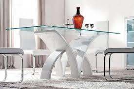 tavoli da sala da pranzo moderni tavolo da pranzo moderno in vetro sala da pranzo tavoli vetro