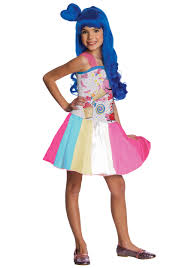 costumes for kids child katy perry candy girl costume