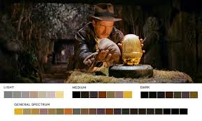 movies in color meticulously reveals the color palettes of famous