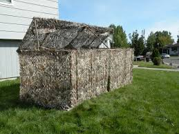 How To Make A Hay Bail Blind Pvc Duck Blind Build Hunting Pinterest Duck Blind Goose