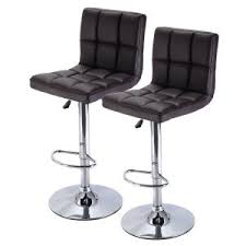 Black Leather Bar Stool Furniture Fascinating Bar Stool Chairs For Kitchen Design Ideas