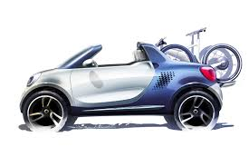 concept work truck smart to debut for us small pickup concept at the detroit motor show