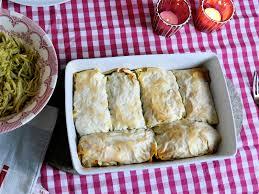 landfrauenküche rezepte die landfrau vegetarische yufka taschen