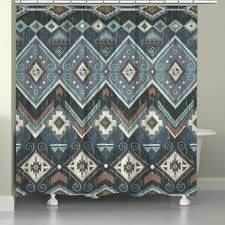 Southwest Shower Curtains Southwest Style Shower Curtains Teawing Co
