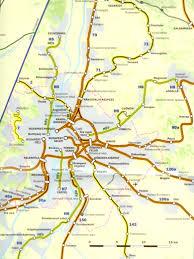 Map Of Budapest Térkép Atlasz Webáruház