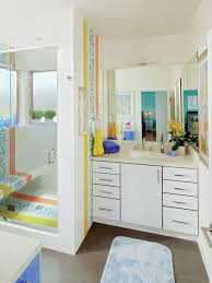 mid century modern bathroom design midcentury modern bathrooms hgtv