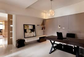 Modern Home Office Agreeable Contemporary Home Office On Modern Home Interior Design
