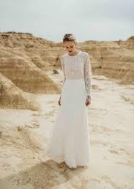 robe de mari e chagne 10 robes manches longues pour réchauffer les bras de la mariée