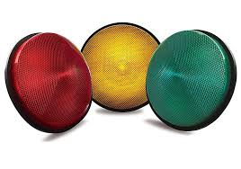 led traffic signal lights gtx led signals 120v current by ge