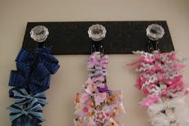 hair bow holder how to make a hair bow holder the ribbon retreat