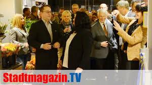 Bad Bramstedt News Bad Bramstedt Eröffnung Von Edeka Möller Stadtmagazin Tv Youtube
