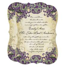 purple and gold wedding invitations purple and gold wedding invitations purplemoon co