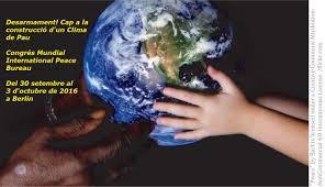 le bureau pau tine disarm for a climate of peace creating an agenda