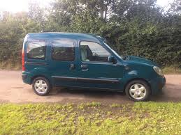 used renault kangoo expression diesel cars for sale motors co uk
