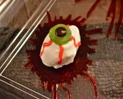 eyeball decorations halloween creepy eyeball halloween treats celebrate u0026 decorate