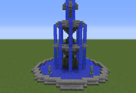 How To Make Building Plans For Minecraft by Fountain On 3 Levels Grabcraft Your Number One Source For