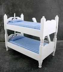 Ebay Bedroom Furniture by 12 Bedroom Furniture White Wooden Blue Gingham Bunk Beds Ebay