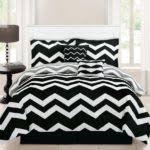 Turquoise Chevron Bedding Bedroom Attractive Queen Teal Chevron Bedding Comforter Set