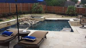 swimming pool construction outdoor space designs southlake tx