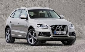 Audi Q5 59 Plate - 2013 audi q5 information and photos zombiedrive