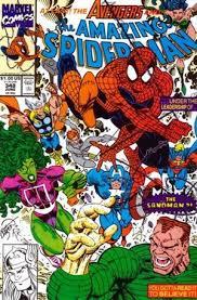 amazing spider man vol 1 348 marvel database fandom powered