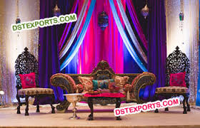 Wedding Stage Chairs Asian Wedding Furnitures
