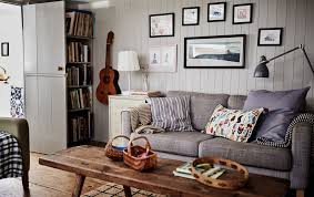 how to mix old and new furniture mix old favorites with new items like this vintage ikea sofa with