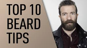 how to measure your beard length top 10 tips for growing a beard jeff buoncristiano youtube