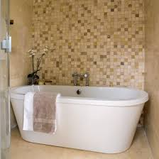 mosaic tiled bathrooms ideas mosaic feature wall walls bathroom designs and tile ideas