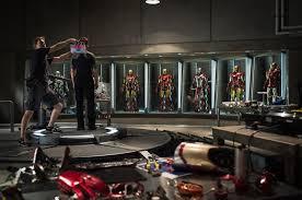 comic con iron man 3 collider