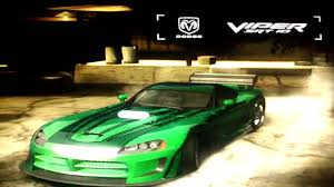 Dodge Viper Quality - need for speed most wanted joe vegas dodge viper srt10 blacklist