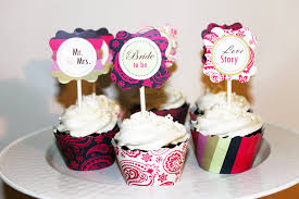 Ideas For Bridal Shower by Free Bridal Shower Printables From Wanessa Carolina Creations