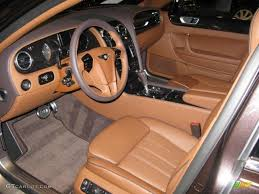 bentley continental flying spur interior cognac burnt oak interior 2011 bentley continental flying spur