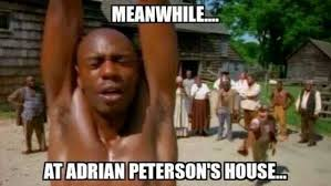 Adrian Meme - 22 meme internet meanwhile at adrian peterson s house