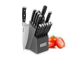 Cuisinart Kitchen Knives Cuisinart Classic Rivet 15 Knife Block Set Joyus