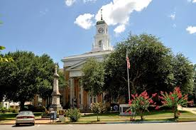 Counties In Alabama By Size Hale County Courthouse At Greensboro Al Ruralswalabama