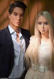 barbie ken valeria lukyanova justin jedlica