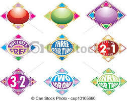 buy clipart buy 2 get 1 free special offer oval design with arrows clip