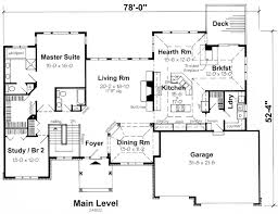 contemporary house floor plans house plan 24802 at familyhomeplans com
