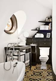 pictures of black and white bathrooms ideas beautiful black and white bathrooms traditional home