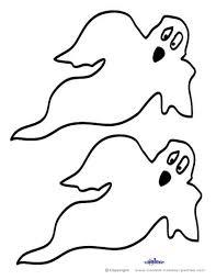 Halloween Cutouts Printable by Printable Halloween Decoration Cutouts