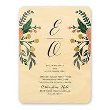 fancy invitations floral wedding invitations invitations by