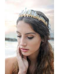 wedding headband shopping deals on quartz crown wedding crown
