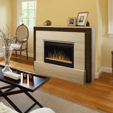 dimplex gibraltar 63 inch electric fireplace with glass embers
