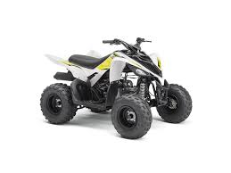 2017 yamaha raptor 90 white yellow ocean springs ms atvtrader com