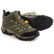 womens walking boots uk merrell moab mid hiking boots for save 54