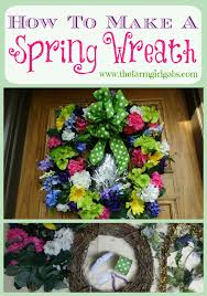 spring wreaths for front door how to make the perfect grapevine wreath