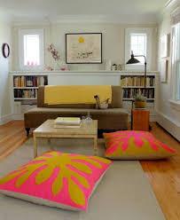 living room floor seating